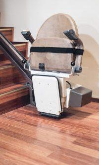 fauteuil monte escalier confortable